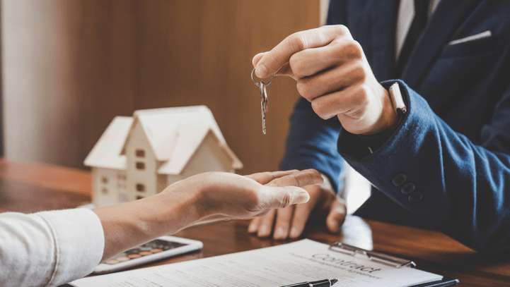 What is the process for buying a property?