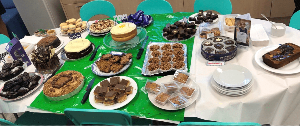 Macmillan Coffee Morning 2019 at Gordons Partnership