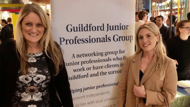 Guildford Junior Professionals Networking Event
