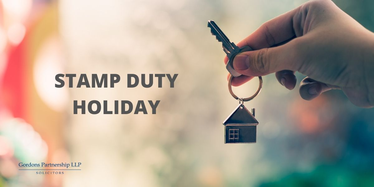 Stamp Duty Land Tax 'holiday'